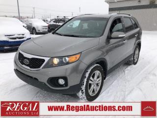 Used 2011 Kia Sorento LX V6 4D Utility AT AWD 3.5L for sale in Calgary, AB