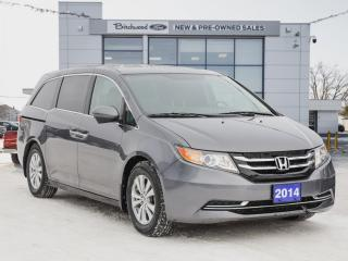 Used 2014 Honda Odyssey EX BACKUP CAM | LOW KMS | HEATED SEATS for sale in Winnipeg, MB