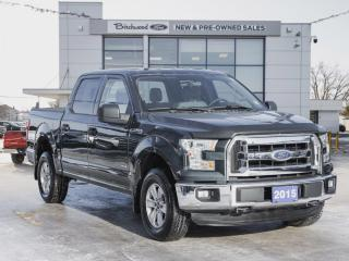 Used 2015 Ford F-150 XLT SYNC for sale in Winnipeg, MB