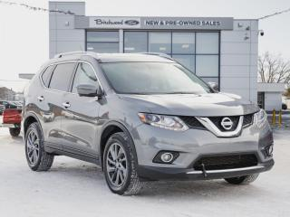 Used 2016 Nissan Rogue SL CLEAN CARFAX | ONE OWNER for sale in Winnipeg, MB