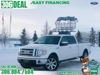 Used 2011 Ford F-150 Lariat for sale in Warman, SK