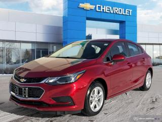 Used 2017 Chevrolet Cruze LT Low Mileage | Bluetooth | Heated Seats | for sale in Winnipeg, MB