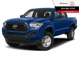 New 2021 Toyota Tacoma TRD Sport TRD SPORT PREMIUM for sale in Winnipeg, MB