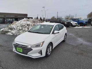 Used 2019 Hyundai Elantra Heated Seats & Steering wheel for sale in Nepean, ON