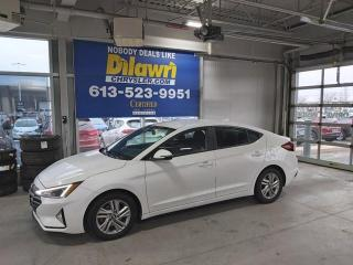 Used 2019 Hyundai Elantra Preferred for sale in Nepean, ON