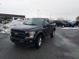Used 2018 Ford F-150 Rare Regular Cab/4X4 for sale in Nepean, ON
