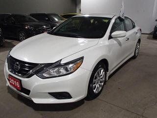 Used 2016 Nissan Altima S AUTO *** FRESHLY TRADED!!! *** for sale in Nepean, ON