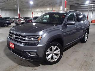 Used 2019 Volkswagen Atlas ATLAS HIGHLINE LEATHER NAV ROOF & MORE for sale in Nepean, ON
