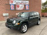 Photo of Green 2011 Jeep Patriot