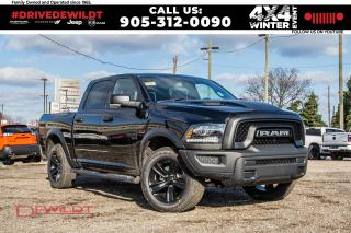 New 2021 RAM 1500 Classic Warlock | Sunroof | Sport Hood | Brake Controller for sale in Hamilton, ON
