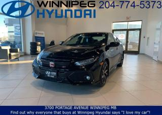 Used 2019 Honda Civic SI Sedan BASE for sale in Winnipeg, MB