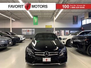 Used 2017 Mercedes-Benz C-Class C300|4MATIC|NAV|BURMESTER|360CAM|AMG|CREAMLEATHER| for sale in North York, ON