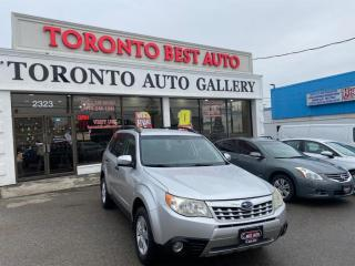 Used 2011 Subaru Forester 5dr Wgn Auto 2.5X Convenience for sale in Toronto, ON