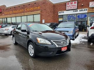 Used 2015 Nissan Sentra 4DR SDN for sale in Scarborough, ON