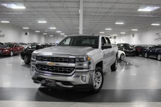 Used 2016 Chevrolet Silverado 1500 4X4 LTZ I NAVIGATION I LEATHER I REAR CAM I CARPLAY I H.SEAT for sale in Mississauga, ON