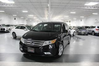 Used 2011 Honda Odyssey TOURING I NAVIGATION I LEATHER I SUNROOF I REAR CAM I AS IS for sale in Mississauga, ON
