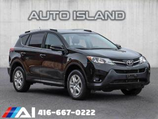 Used 2015 Toyota RAV4 LE**AUTOMATIC**BACK UP CAMERA for sale in North York, ON