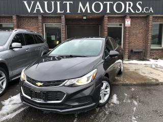 Used 2016 Chevrolet Cruze 4dr Sdn Auto LT, NO ACCIDENTS for sale in Brampton, ON