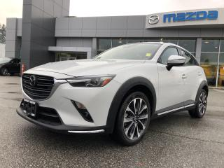 Used 2019 Mazda CX-3 GT for sale in Surrey, BC