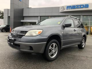 Used 2005 Mitsubishi Outlander LS for sale in Surrey, BC