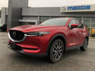 Used 2018 Mazda CX-5 Grand Touring for sale in Surrey, BC