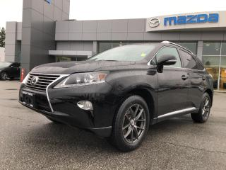 Used 2015 Lexus RX 350 Sportdesign for sale in Surrey, BC