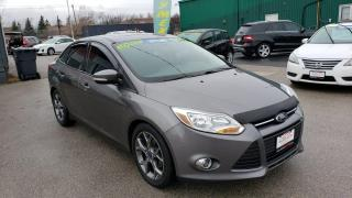 Used 2014 Ford Focus SE **SUNROOF / LEATHER HEATED SEATS*** for sale in Burlington, ON