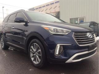 Used 2017 Hyundai Santa Fe XL Luxuy - AWD - 6 Passenger - $500 Prepaid Visa for sale in Cornwall, ON