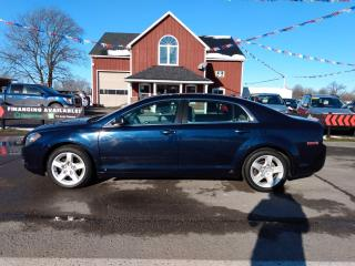 Used 2009 Chevrolet Malibu LS for sale in Dunnville, ON