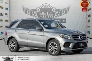 Used 2016 Mercedes-Benz GLE GLE 350d, NO ACCIDENTS, AWD, DIESEL, NAVI, PANO ROOF, REAR CAM. for sale in Toronto, ON