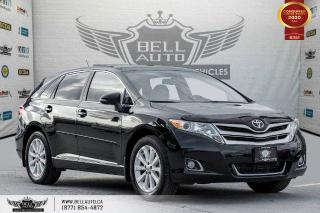 Used 2015 Toyota Venza NO ACCIDENTS, NAVI, REAR CAMERA, LEATHER, SUNROOF. for sale in Toronto, ON