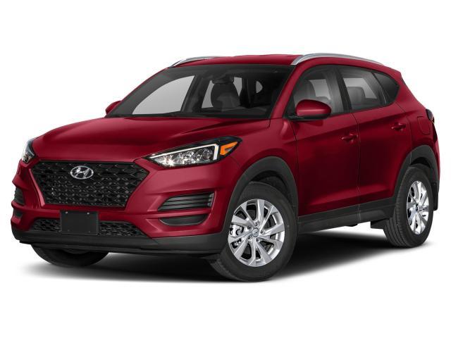 2021 Hyundai Tucson Preferred