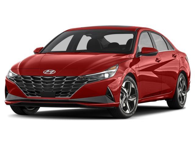 2021 Hyundai Elantra ULTIMATE W/TECH PKG/BLACK SEATS
