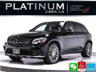 Used 2017 Mercedes-Benz GL-Class AMG GLC43, NAV, PANO, CAM, HEATED for sale in Toronto, ON
