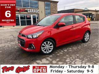 Used 2017 Chevrolet Spark 1LT | Auto | Bluetooth | B/Up Cam | Alloys for sale in St Catharines, ON