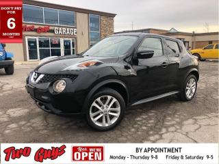 Used 2016 Nissan Juke SV | AWD | Bluetooth | B/Up Cam | Auto | Htd Seats for sale in St Catharines, ON