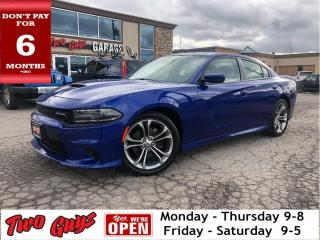 Used 2020 Dodge Charger GT | 3.6L | Nav | Leather | Panoroof | for sale in St Catharines, ON