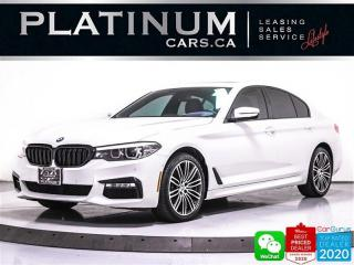 Used 2018 BMW 5 Series 530i xDrive, AWD, MSPORT, PREMIUM, NAV, CAM,HEATED for sale in Toronto, ON