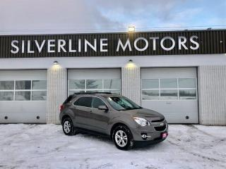 Used 2011 Chevrolet Equinox LT for sale in Winnipeg, MB