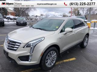 Used 2017 Cadillac XT5 Luxury  LUXURY, SUNROOF, NAV, PARK ASSIST, CERTIFIED for sale in Ottawa, ON