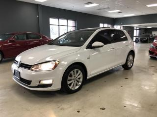 Used 2015 Volkswagen Golf COMFORTLINE*REAR VIEW CAMERA*CERTIFIED* for sale in North York, ON
