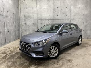 Used 2019 Hyundai Accent Preferred AUTOMATIQUE CAMÉRA DE RECUL APPLE CAR PLAY for sale in St-Nicolas, QC