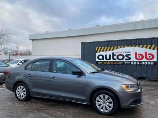 Used 2013 Volkswagen Jetta for sale in Laval, QC
