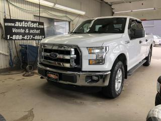 Used 2015 Ford F-150 4WD SuperCrew 157  XLT for sale in St-Raymond, QC