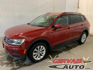Used 2019 Volkswagen Tiguan Trendline 4Motion AWD Caméra Bluetooth Mags *Traction intégrale* for sale in Trois-Rivières, QC