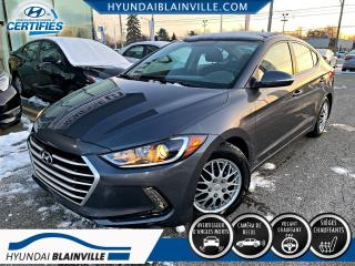 Used 2018 Hyundai Elantra GL DÉMAR DISTANCE, APPLE CARPLAY,ANDROID for sale in Blainville, QC
