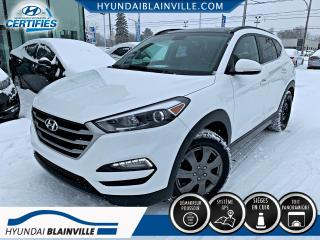 Used 2017 Hyundai Tucson LUXURY AWD DÉMARREUR DISTANCE, NAVIGATIO for sale in Blainville, QC