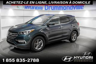 Used 2017 Hyundai Santa Fe Sport SE AWD + GARANTIE + TOIT PANO + CUIR + for sale in Drummondville, QC