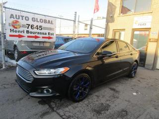 Used 2014 Ford Fusion Berline 4 portes SE traction intégrale A for sale in Montréal, QC