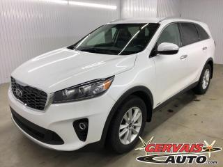 Used 2019 Kia Sorento EX AWD Cuir 7 Passagers Caméra Bluetooth Mags *Traction intégrale* for sale in Shawinigan, QC